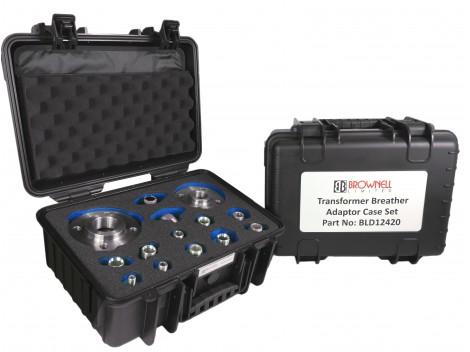 Transformer Breather Adaptor Case Set