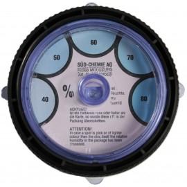 Large plastic humidity indicator