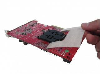 Custom made solution to protect Printed circuit boards (PCBs) and other electronic components from moisture contamination